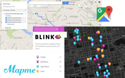 Google My Maps vs Mapme: What's the difference?